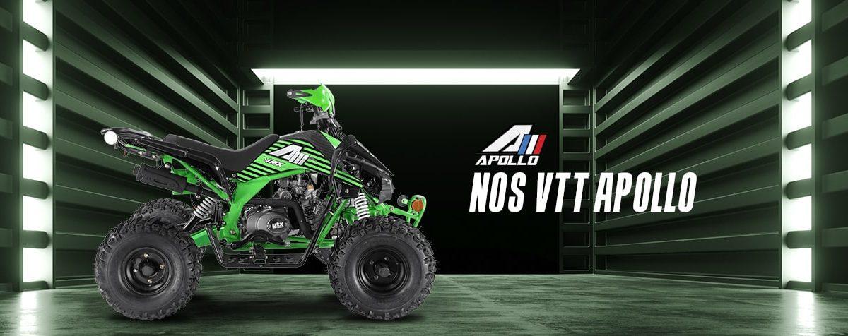 VTT Apollo neufs